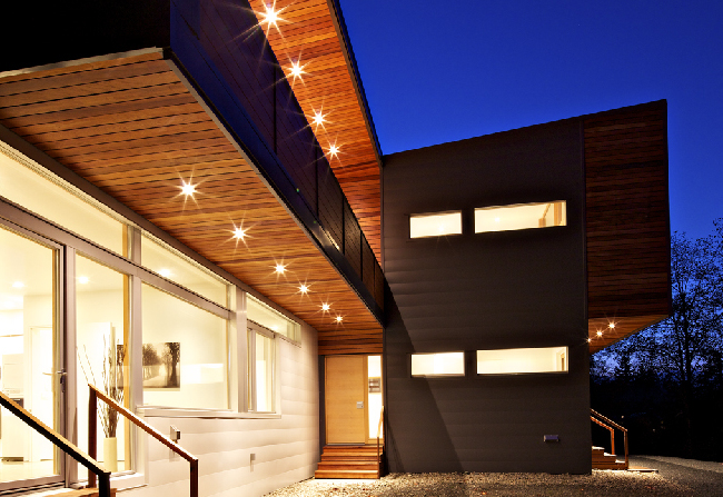Cowichan Bay Modern